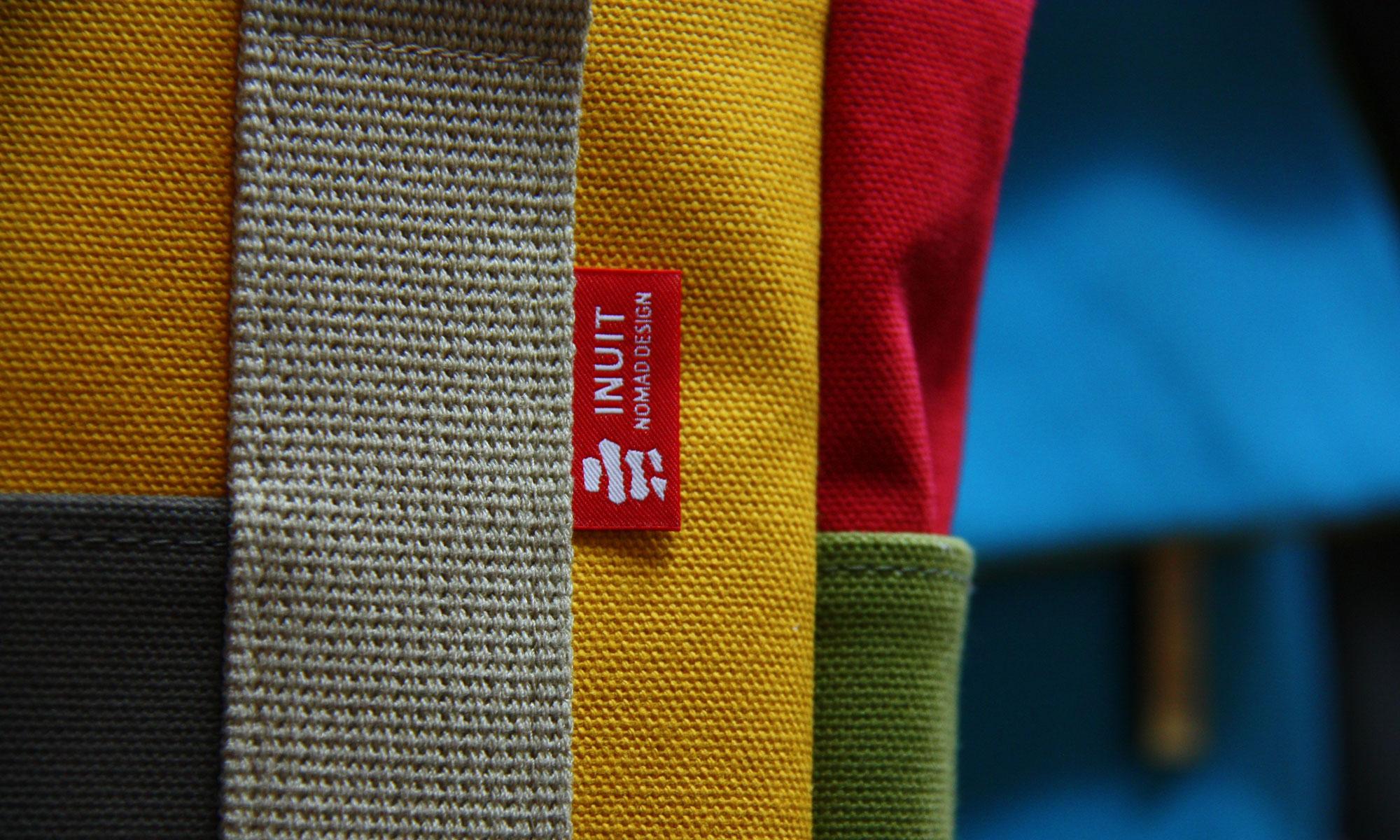 帆布鞄イヌイット